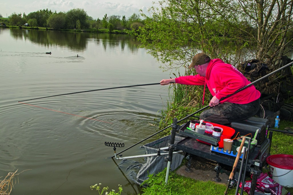 Bagging action and tips from a top match water feature in Action Replay this week, only in Angler's Mail magazine. Get your copy today!