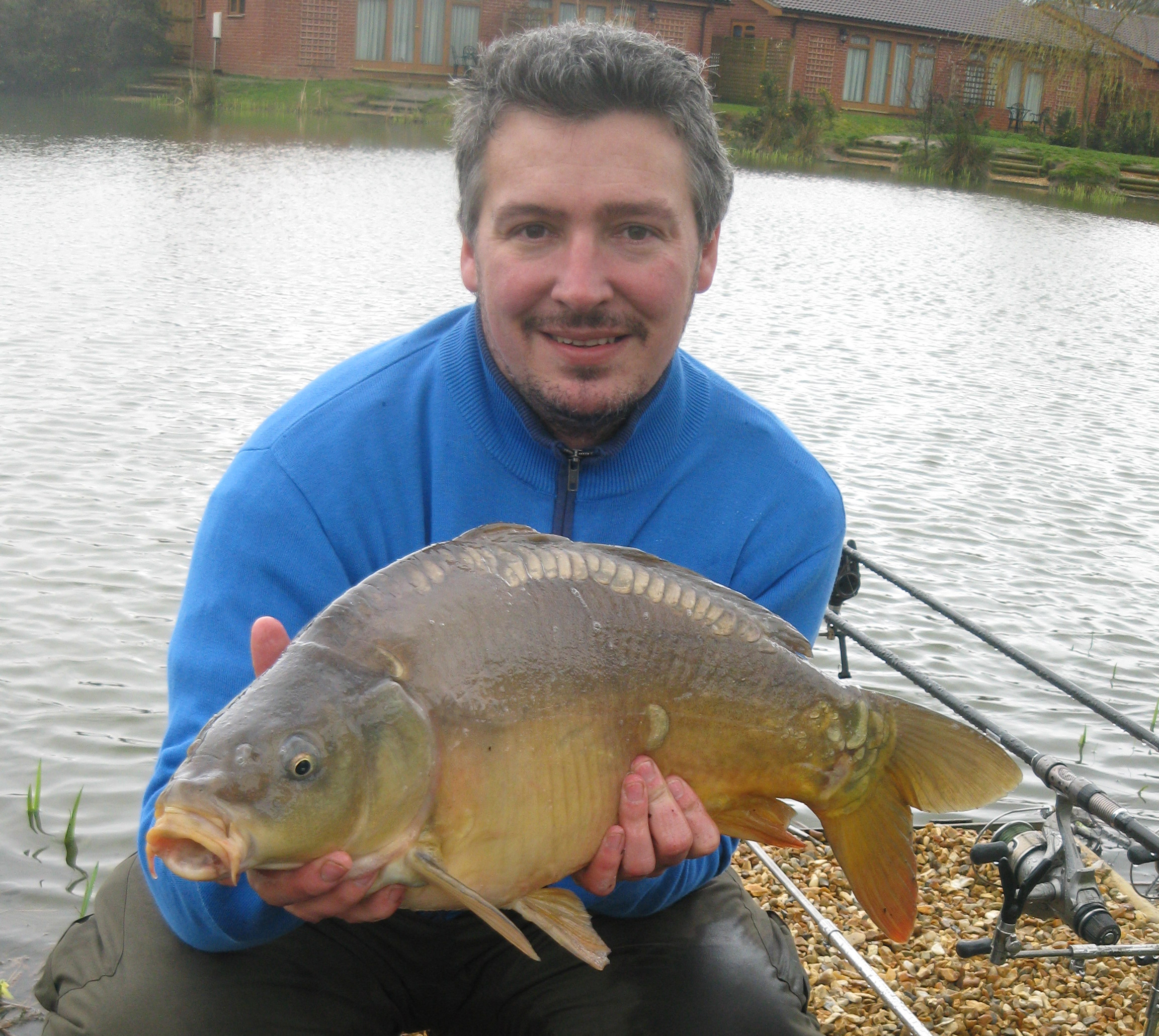 Winter Carp Fishing Tips