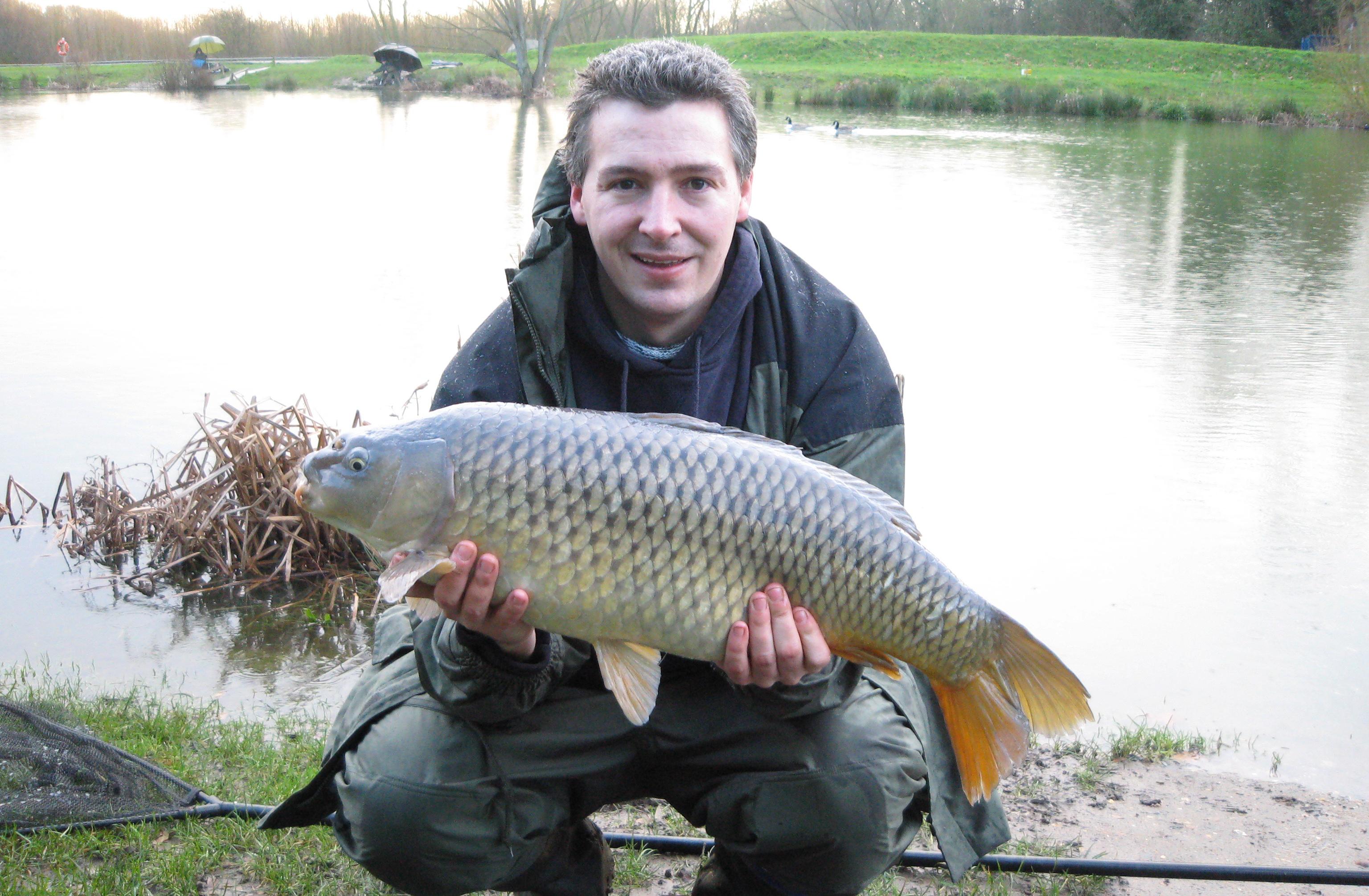 winter fishing for carp tips