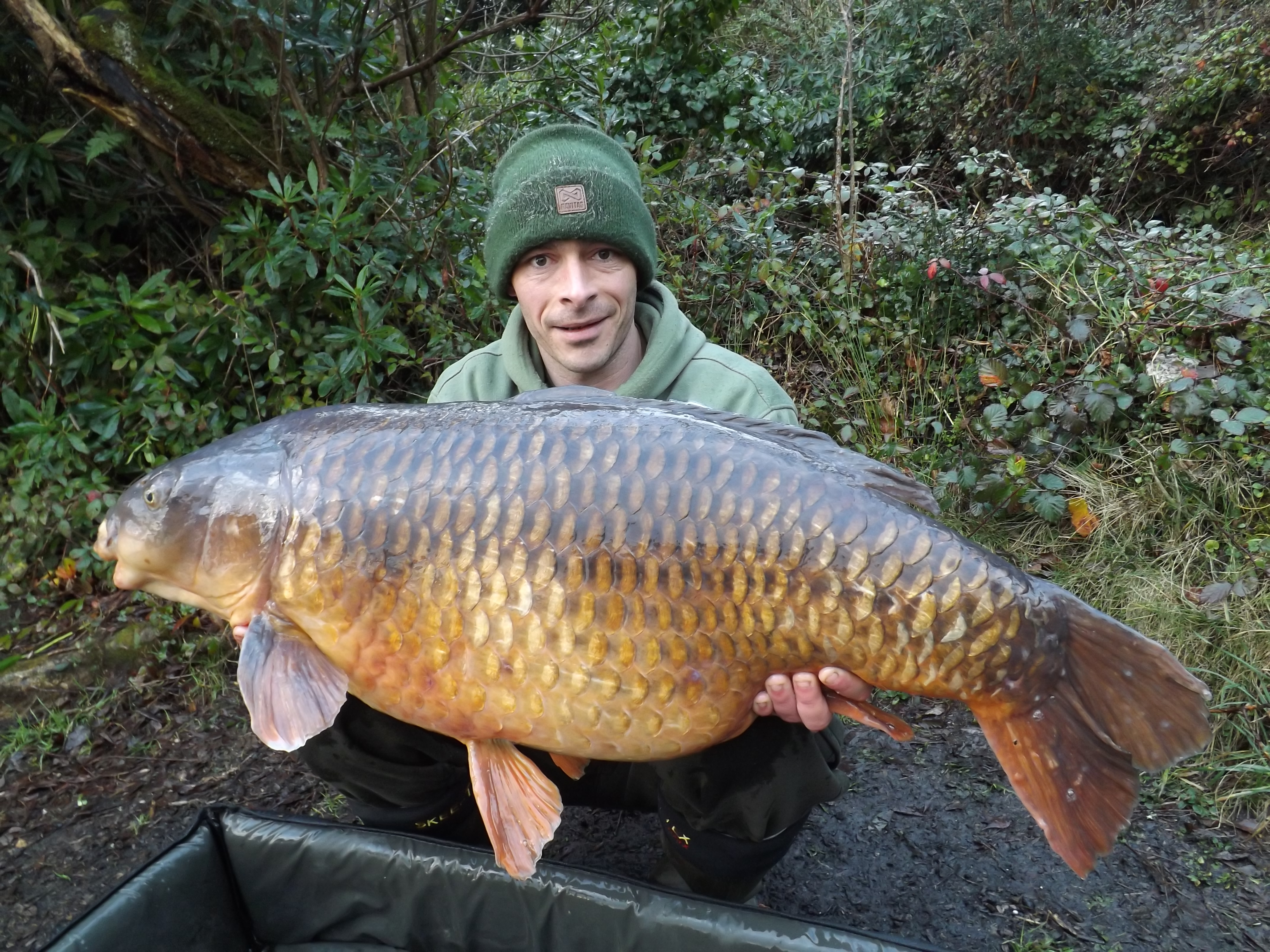 County record carp for Fishing for carp