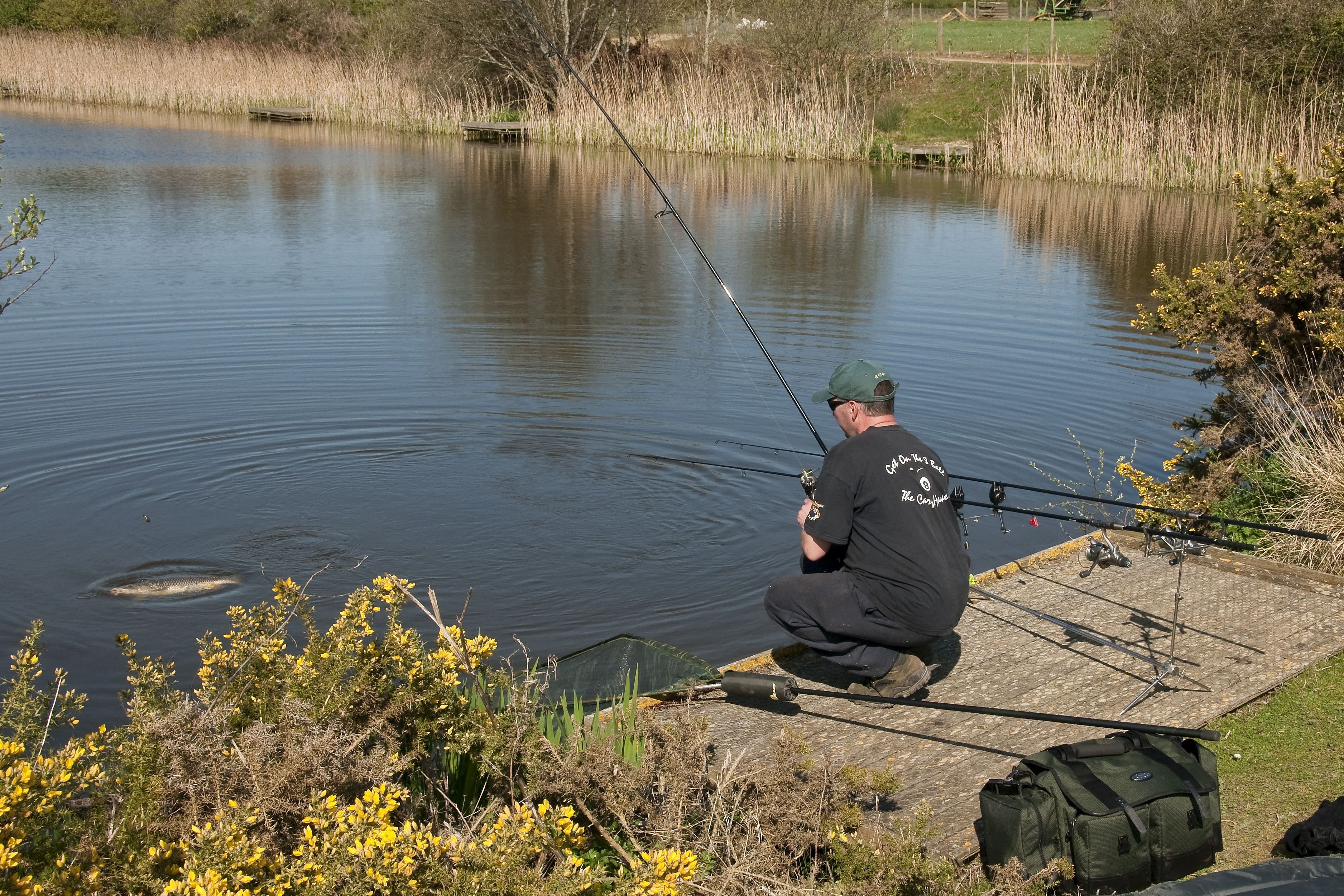 Carp Fishing Tips For Spring These Ideas Will Get You