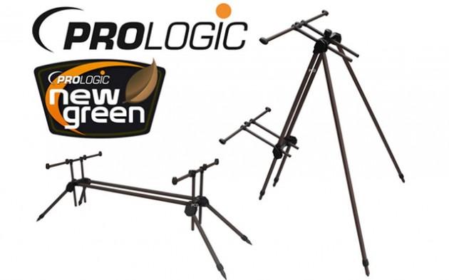 Prologic-Green-Tri-Sky-3-Rod-Pod