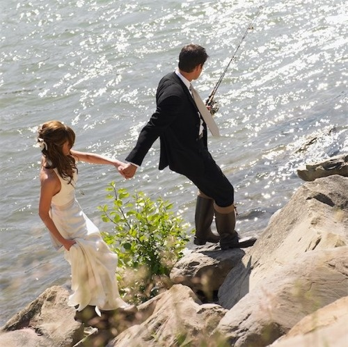 15 Awkward Wedding Surprises That No One Was Prepared For: 10 Reasons NOT To Date An Angler!