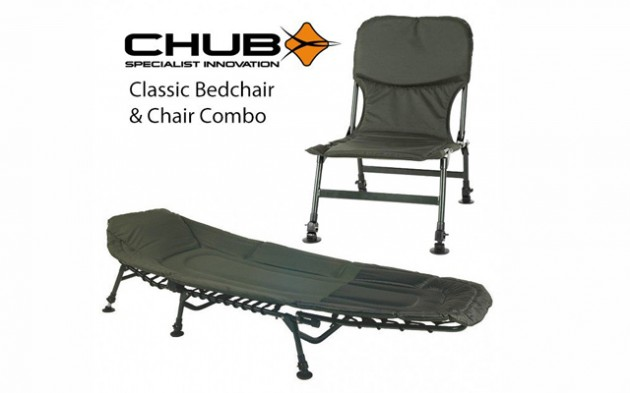 Chub-Classic-Bedchair-&-Chair-Combo