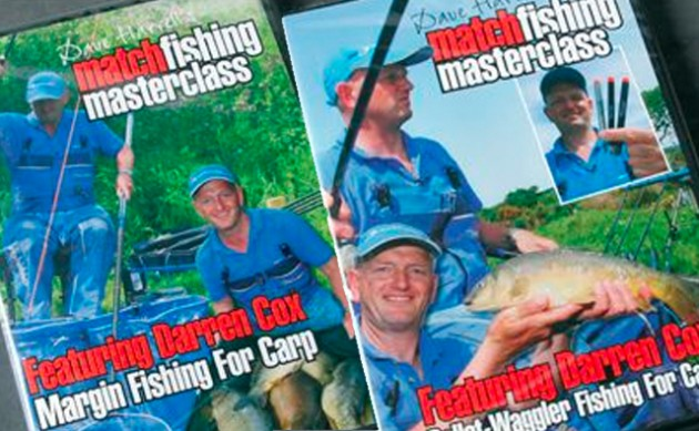 Match-Fishing-Masterclass-and-On-The-Bank-DVD's