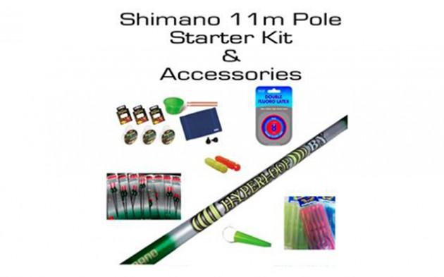 Shimano-11m-Pole-starter-kit