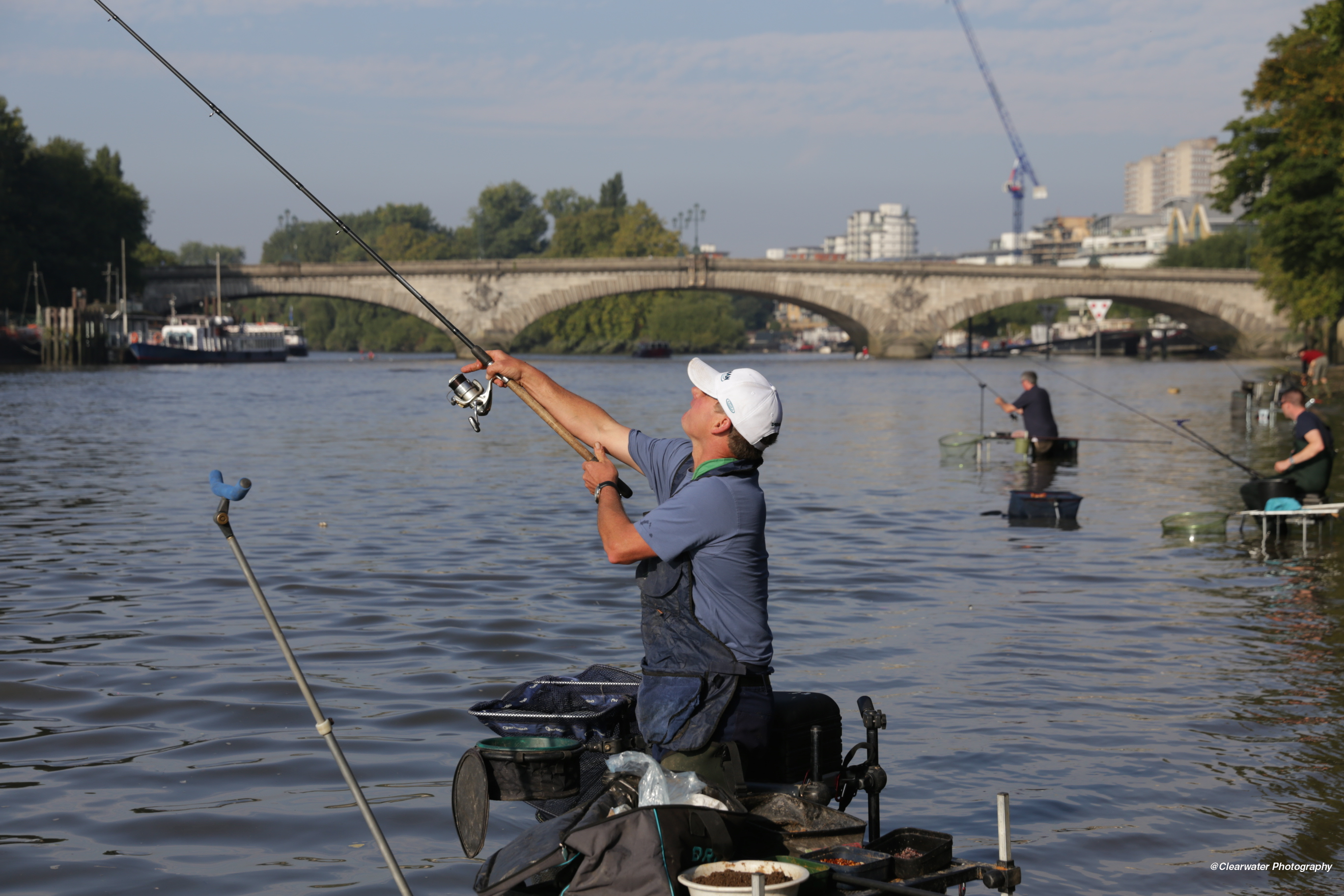 Thames Fishing Championship Details Revealed For 2016