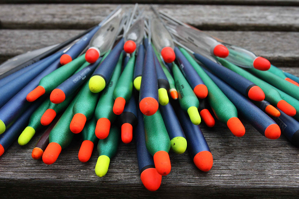 Stick floats come in all shapes and sizes. Try and select one that's sensitive to show up bites, visual enough to be seen at distance yet big enough to control the flow.