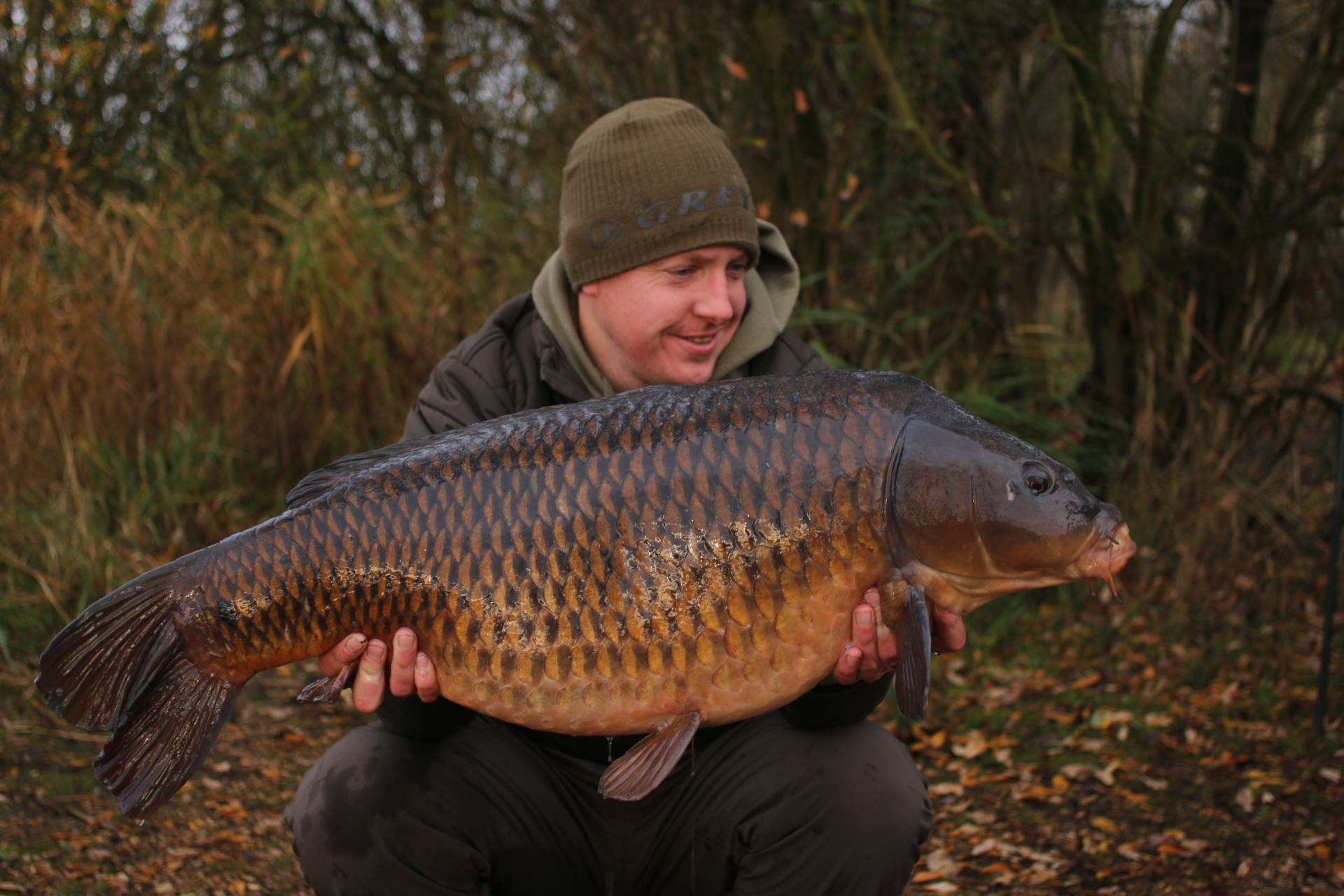 Winter Carp Fishing Tips With Ed Betteridge