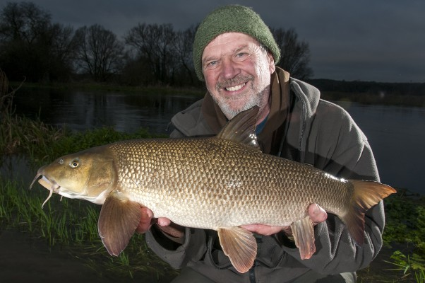 Barbel fishing tips to give you late-season success