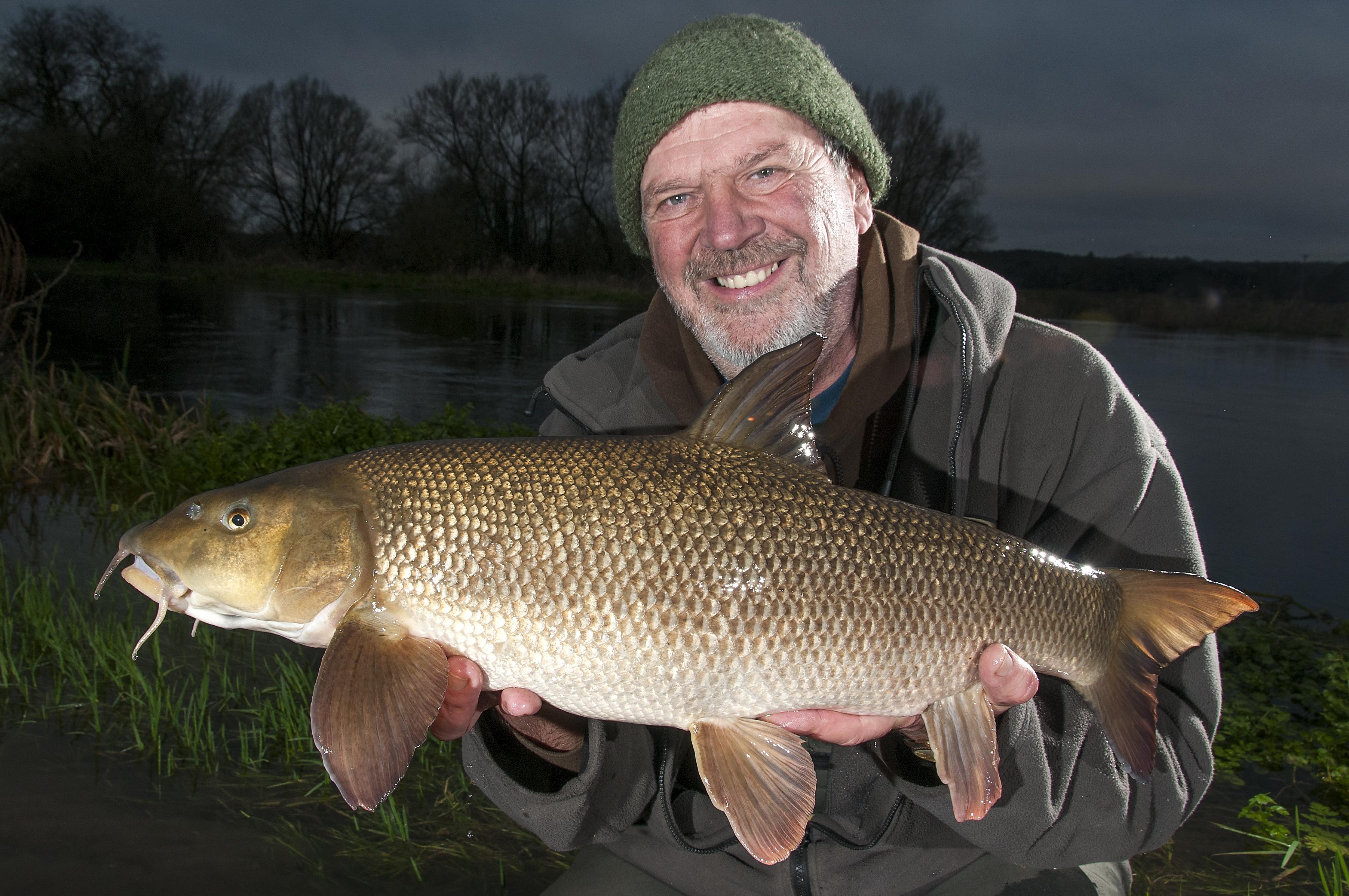 Barbel fishing tips to give you late-season success