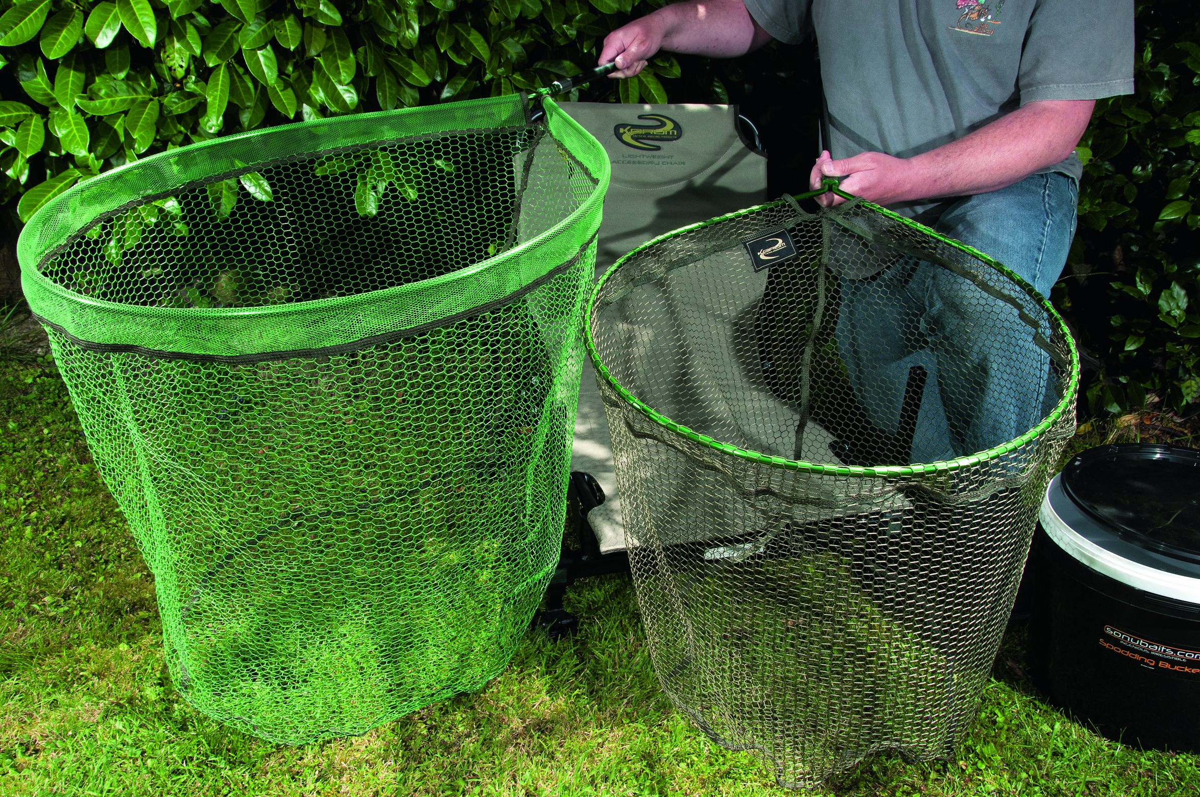 Best fishing landing nets and top tips when using them for Fish landing nets
