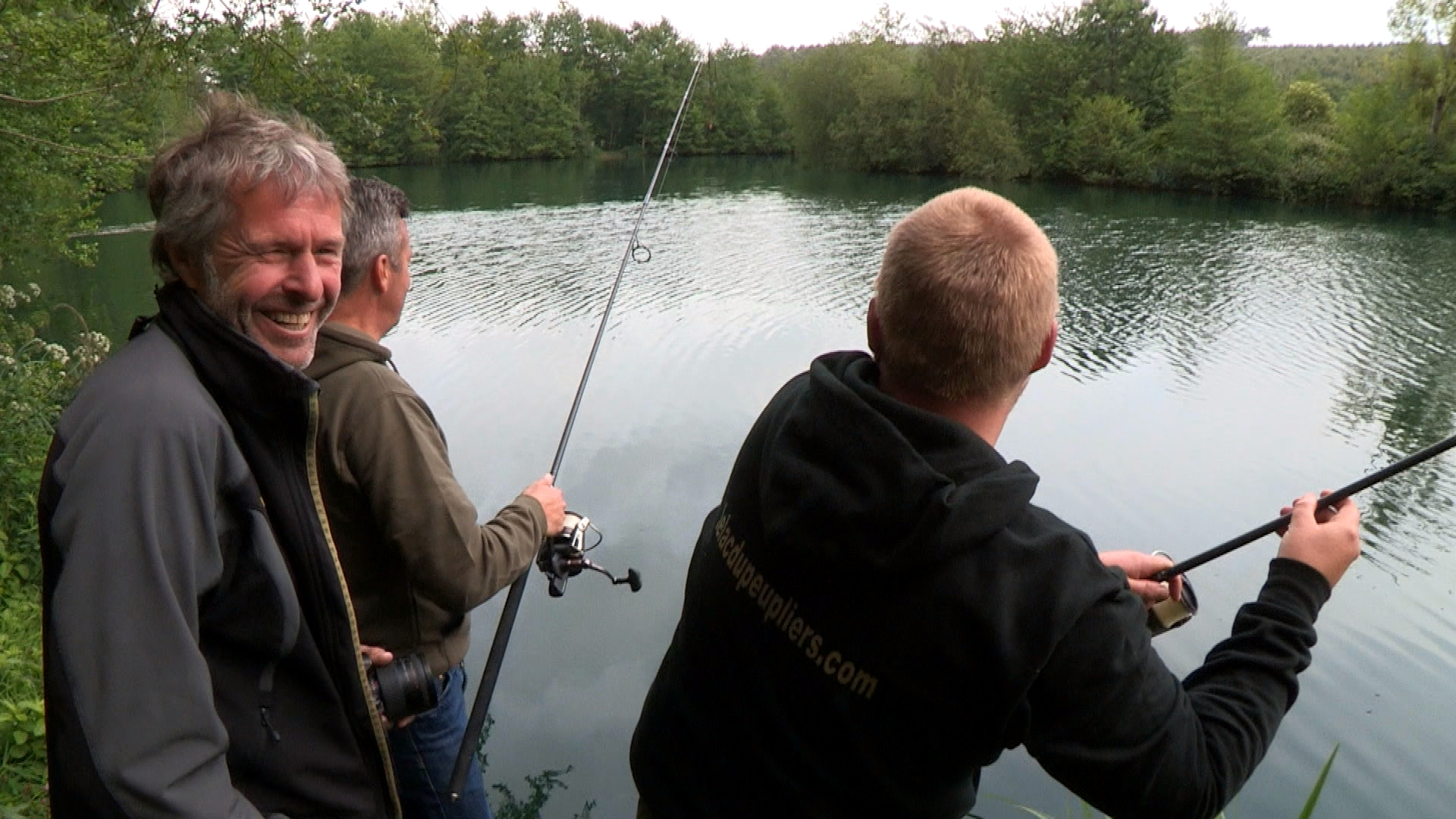 New tv all round coarse fishing show pursuit hits for Fishing tv shows