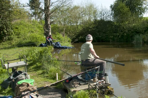 Match fishing in England can restart now - under special guidelines