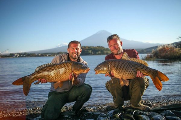 Itv monster carp tv series running order dates for new for Fishing tv shows