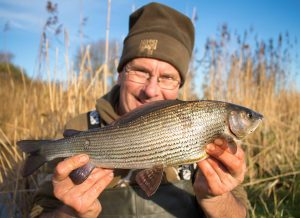 Angler's Mail contributor Duncan Charman shares many grayling fishing tips with you in this special article.