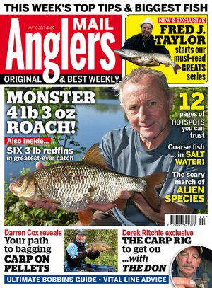 Angler's Mail cover