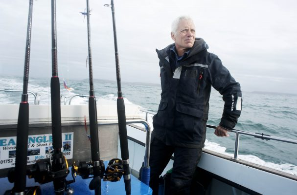 River monsters with jeremy wade ends tv run on a high for Jeremy wade fishing rod