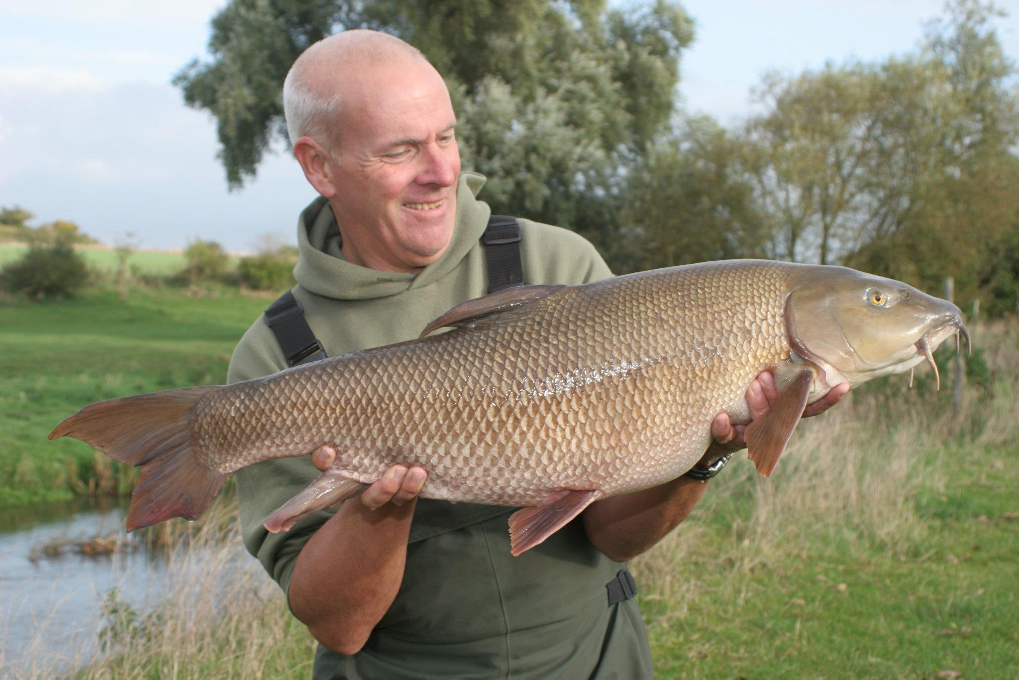 British record fish to fall in the 2017-18 river season
