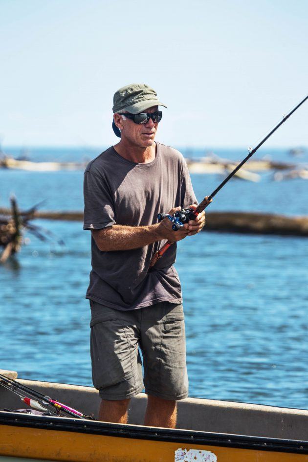 River Monsters made Jeremy Wade a household name.