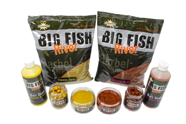 Dynamite NEW Big Fish River Paste Carp Fishing *All Flavours Available*
