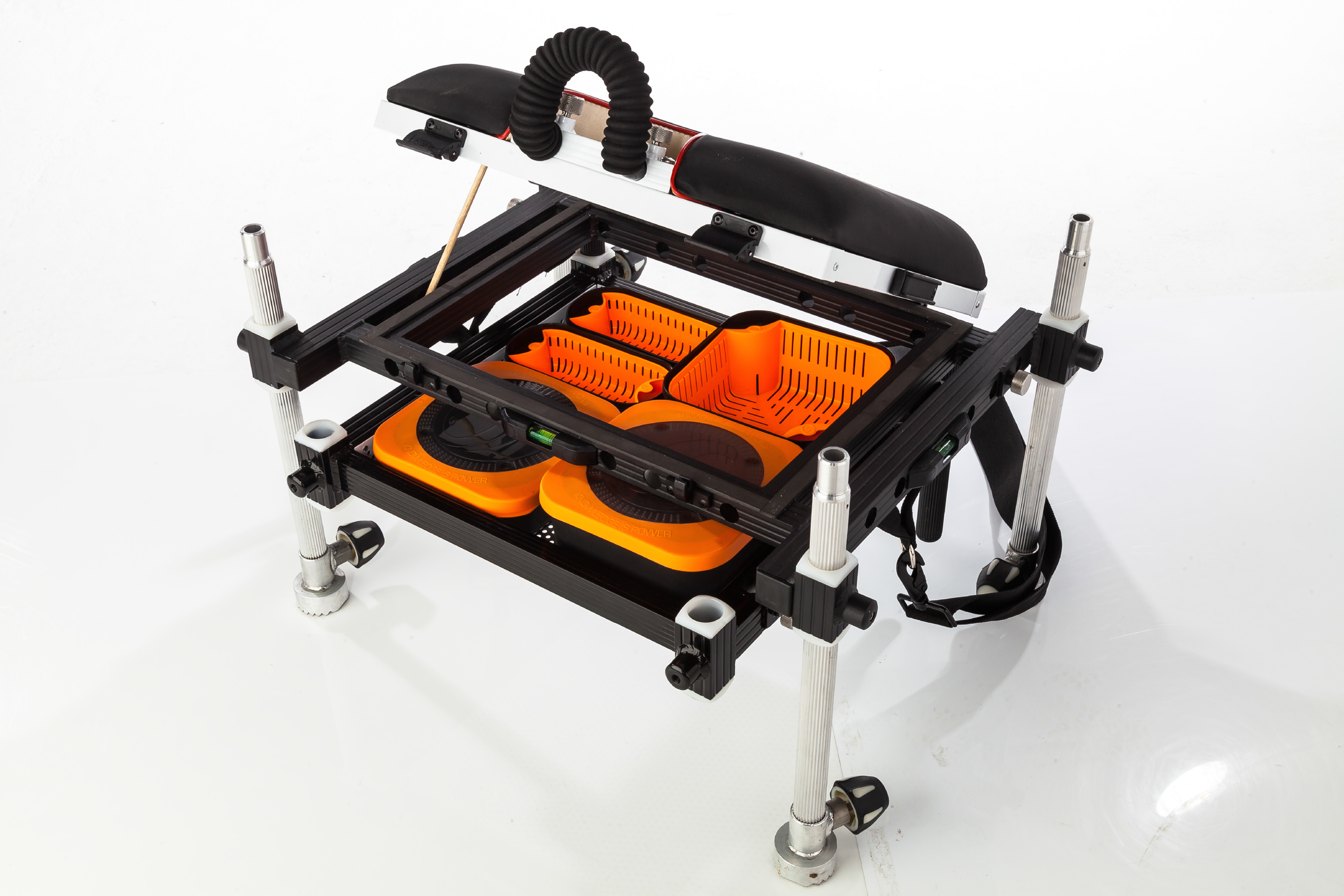 Octbox premier fishing seatboxes set to star on TV