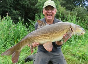 What a stunning barbel for Andy Little!