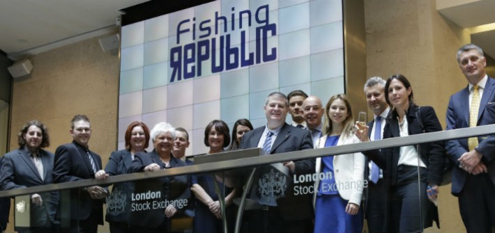 Fishing Republic made waves when it joined the London Stock Exchange... but hit the rocks late last year.