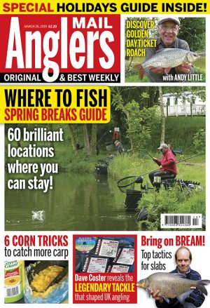 Lake News | Carp lakes near Calais at Molyneux with Angling Lines