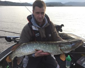 Irish Pike Society secretary Paul Byrne and many other pike fans won a crucial victory.