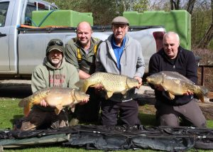 Angling Projects took delivery of vital new fish stocks to help its pioneering work.