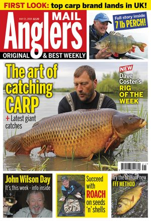 Anglers Mail « coarse fishing, <b>Tackle</b> Anglers Mail
