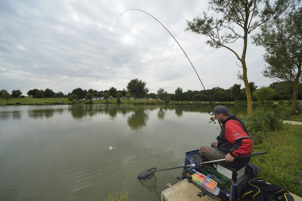 Makins Fishery - a pioneer of commercial venues - is up for sale