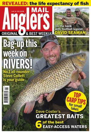World record <b>Common Carp</b> for Englishman in France