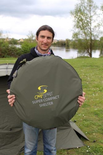 Carp Photos | Fishing France at Blue Lake with Angling Lines