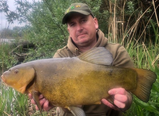 Big bream, big tench and big carp - after <b>Three</b> years of struggling!