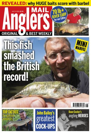 UK <b>Record</b>, 70 lb-plus river carp, great columnists & more with ...