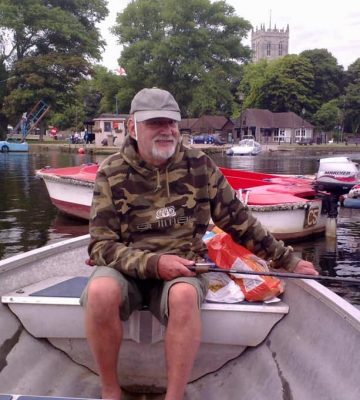 Dave Swallow, angling great, is saluted after his death aged 81