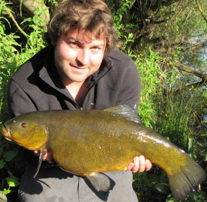 Jamie Cook is new angling leader – find out more here