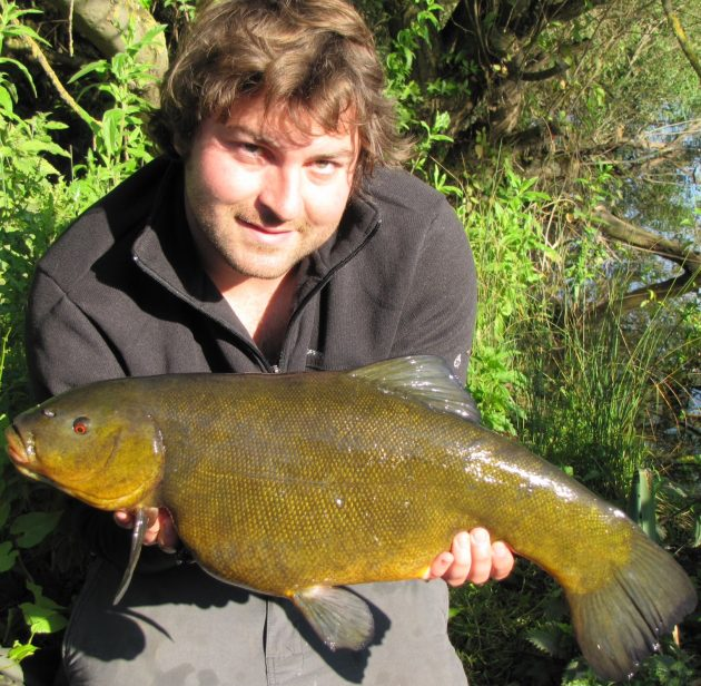 Jamie Cook is new Angling Trust leader - <b>Find</b> out more here