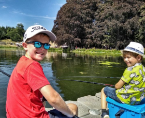 The Angling Trades Association wants to get more kids fishing.