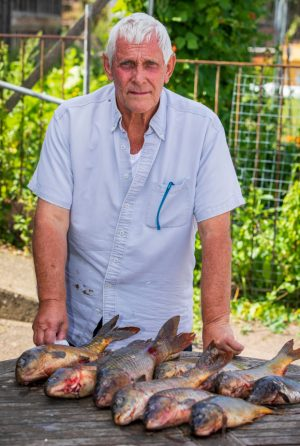 Fishery owner Nick Devlin has spoken up about poaching after being a scary incident with aggressive poachers.