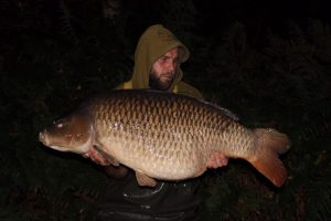 The huge common carp topped Simon Kenny's latest catches at Wellington Country Park.