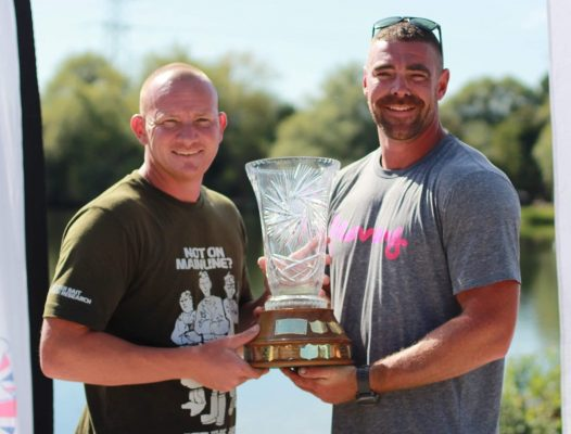 British Carp Angling Championships history created by England pair