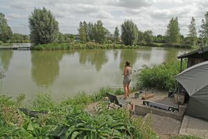 Acorn Fishery was one of the best carp lakes selected by Angler's Mail experts.