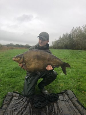 Biggest <b>Bream</b> of 2019 - here it is, caught by a teenager