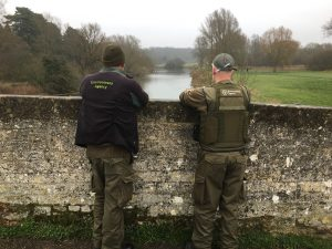 EA bailiff patrols are on the lookout the rod licence dodgers, but are finding less of them than they used to.