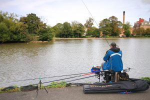 Leazes Park is an urban fishing gem in the North East.