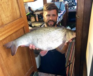 This giant ide was a shock catch on the River Medway. The captor told Angler's Mail all about it. Report your catches to us by email to: anglersmail@ti-media.com