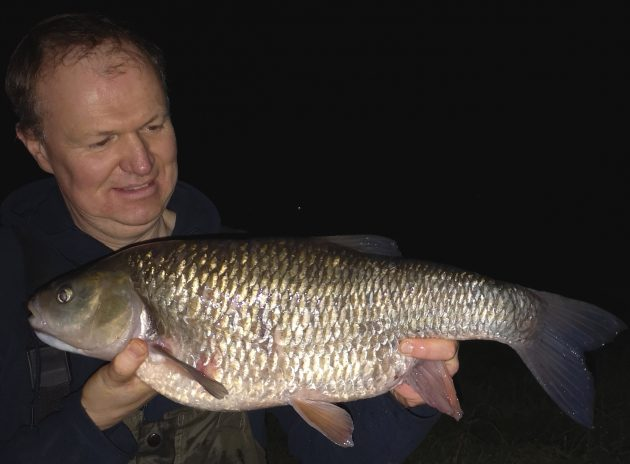 Great Ouse chub <b>Catch</b> adds another mega PB to awesome list